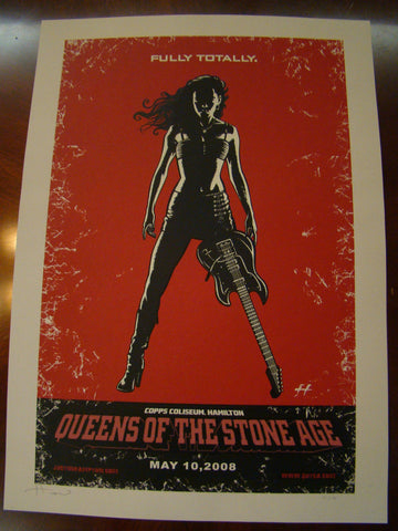 Queens of the Stone Age Hampton 2008