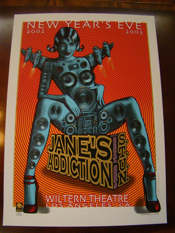 Jane's Addiction Emek 2002-03