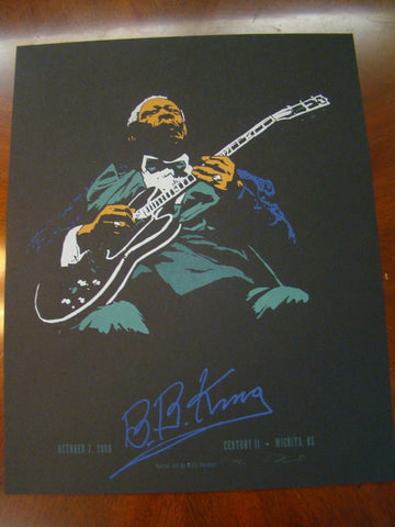 B.B. King Perkins 2008