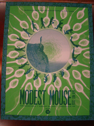 Modest Mouse Troutdale 07 Slater