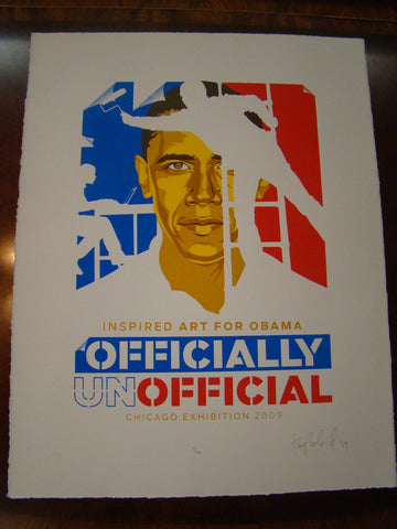 Obama Officially Unofficial Chicago Noland 2009