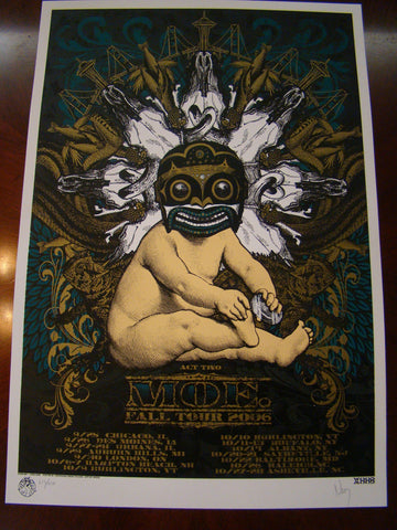 Moe. Wood 2006 Fall Tour 2nd Leg