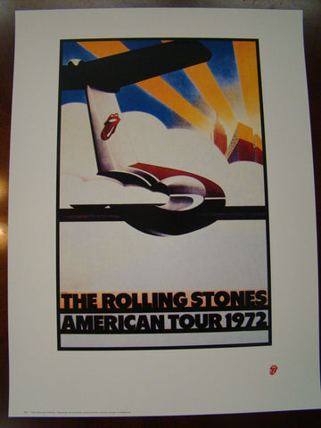 Rolling Stones 94 North America 1972 Tour