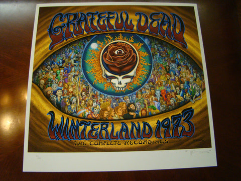 Grateful Dead Winterland Emek 2008