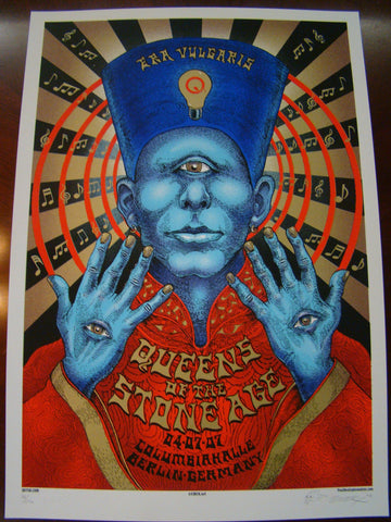 Queens of the Stone Age Emek 2007