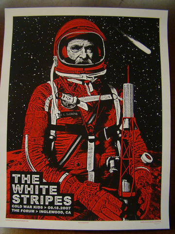 White Stripes Jones 2007
