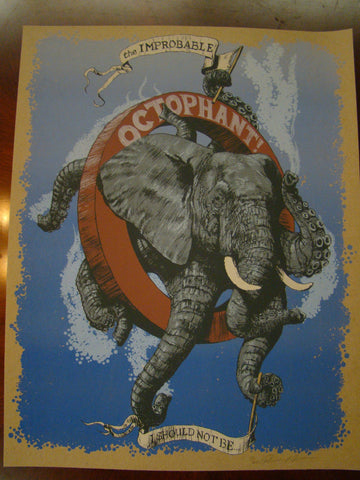 Octophant (Submerged) Jones 2008
