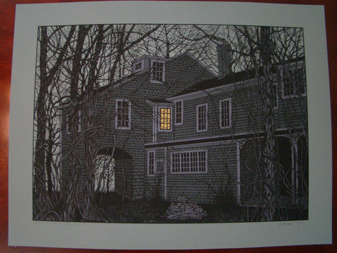 House of Edward Gorey McCarthy 2009