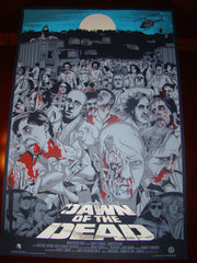 Dawn Of The Dead 11 Proctor - Blue