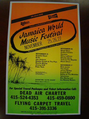 Jamaica World Music Festival Montego Bay 82