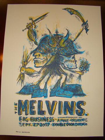 Melvins Chicago 07 Grzeca