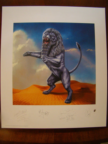 Rolling Stones Bridges to Babylon Record Release