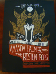 Amanda Palmer w/ the Boston Pops Boston 08 Malleus