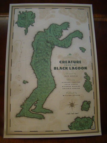 Creature from the Black Lagoon 12 Durieux