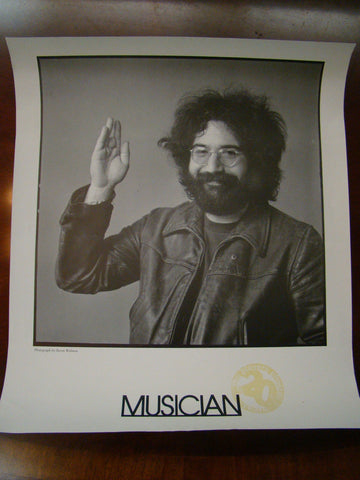 Jerry Garcia 06 Musican 20th Wolman