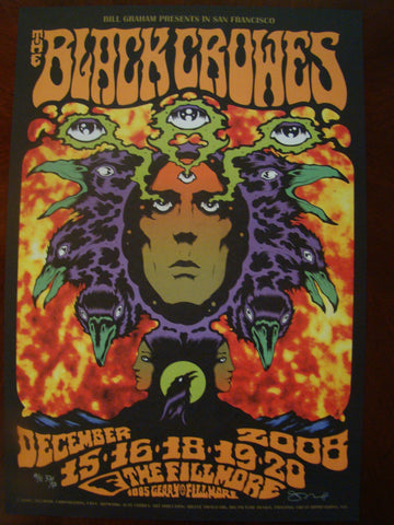 Black Crowes SF 08 Forbes