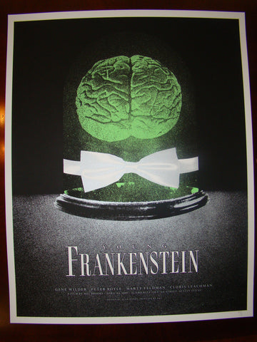 Young Frankenstein Hynes 2009