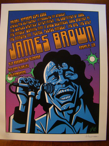 James Brown Seattle 02 Hampton