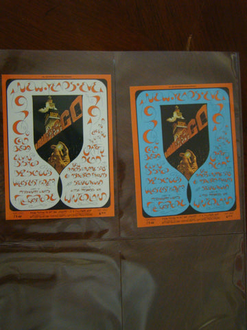 Grateful Dead New Riders BG 263 1970
