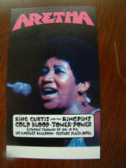 Aretha Franklin Tower of Power BG 272A 1971