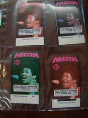 Aretha Franklin Tower of Power BG 272 1971