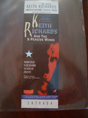 Keith Richards X-pensive Winos Barcalona ESP 1992
