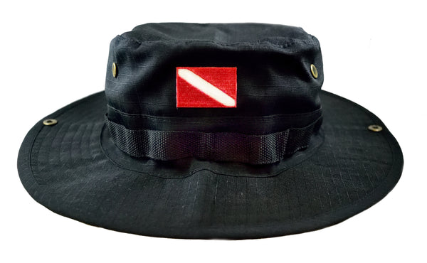 Dive Flag Ripstop Bucket Hat