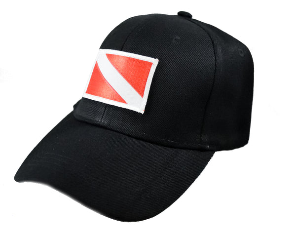 Dive Flag Baseball Cap - Diver Down