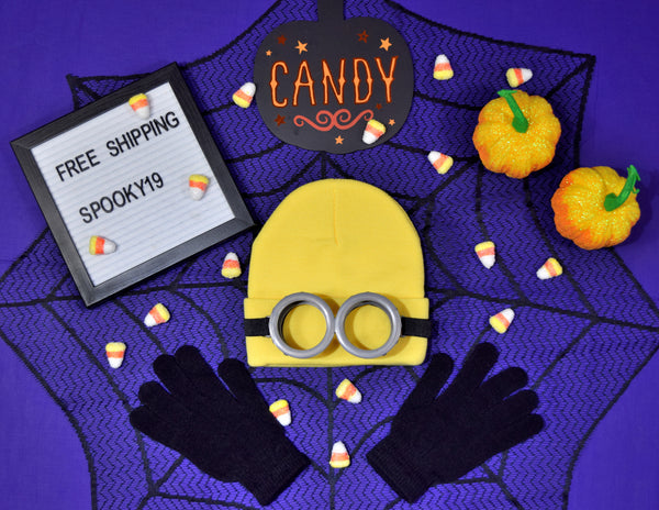 Minion Yellow Costume Kit