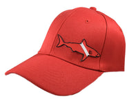 Dive Flag Baseball Cap - Shark