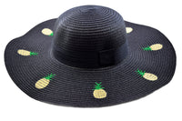 Pineapple Sun Hat