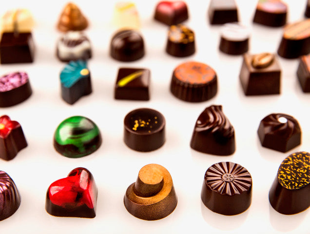 Box of 6 Assorted Truffles