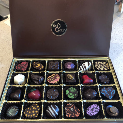 Box of 24 Assorted Truffles-