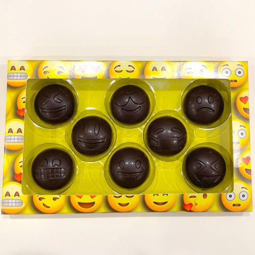 Chocolate Emoji's