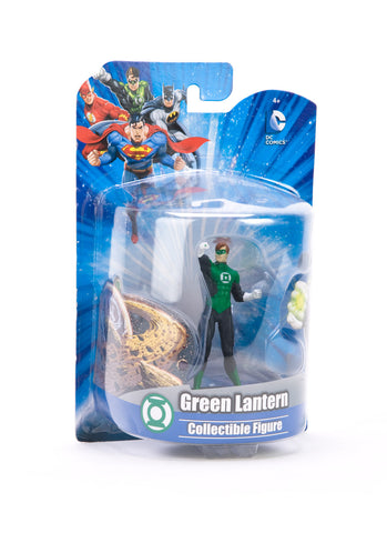 DC Comics Green Lantern 4 Inch Collectible PVC Action Figure