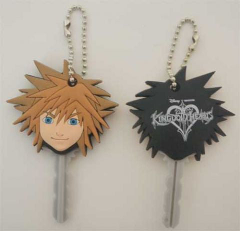 Key Cap: Kingdom Hearts - Sora Head