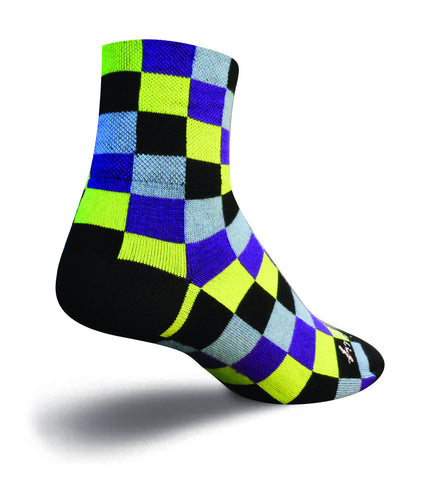 SockGuy Dance Floor Mens Socks L/XL