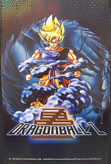 Dragon Ball Z Son Goku Foil Poster