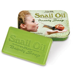 Snail Oil Beauty Soap