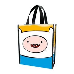 Adventure Time Jake and Finn Small Recycled Shopper Tote