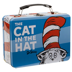"Dr. Seuss """"Cat in the Hat"""" Large Tin Tote"