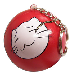 Black Cat Cat Bomb Keychain