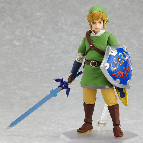 The Legend of Zelda Skyward Sword: Link figma Action Figure