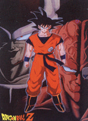 Dragon Ball Z Bamboo Blind