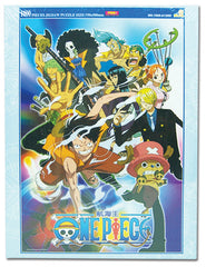 One Piece 1000PC Group Jigsaw Puzzle