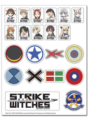 Strike Witches Sticker Set