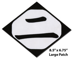 Bleach 02nd Division Two Symbol Patch (Large)
