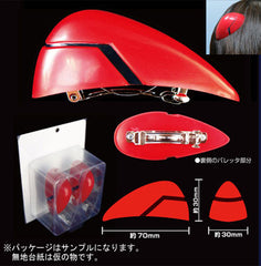 Neon Genesis Evangelion: 1.0 You Are (Not) Alone Interface Asuka Langley Hair Clips