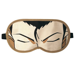 Case Closed Sleeping Richard Moore Sleeping Eye Mask