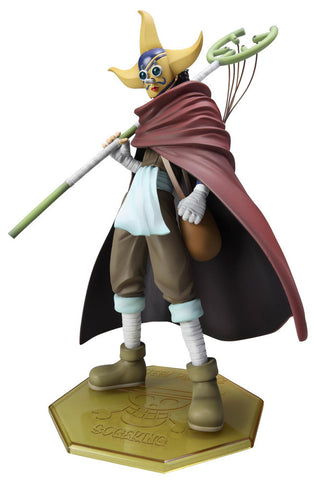 One Piece: Sniper King (SogeKing) Usopp ExModel Portrait of Pirates Figure